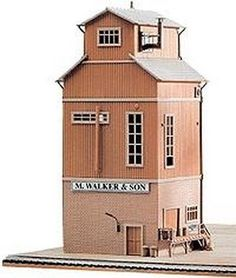 Walthers Cornerstone HO Scale Building//Structure Kit Midtown Appliance Sales