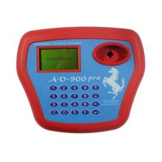 AD900 key programmer can read out and has detail explanation for such transponders as: 11,12,13,T5,33,40,41,42,44,45,4C,it can program the eeprom of ecu and programming key.New function added: 8C and 8E chip read.
