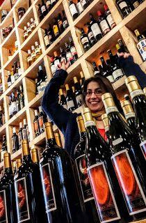 vino e ilusión en el blog de la Vinatería Yáñez: Selección de vinos Internacionales para el día del...
