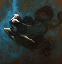 Fine Art Connoisseur - Visionary Paintings From Dorian Vallejo At A New Representational Art Gallery