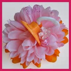 Baby Shower Corsages Again . . .