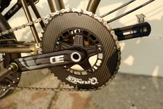 Rotor 3D + QRings 50T Carbon