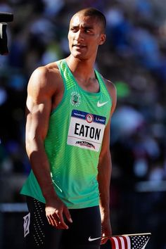 Ashton Eaton - The hunkiest athletes to watch out for at the 2016 Olympics in Rio