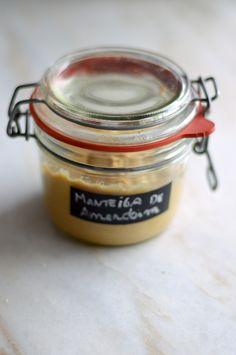 A Cozinha da Ovelha Negra: Manteiga de Amendoim