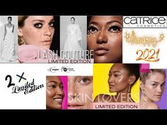 """Catrice 2× L.E """"Lash Couture""""& """"Skin Lovers"""" 2021 - YouTube Lashes, Channel, Lovers, Cosmetics, Couture, Movie Posters, Eyelashes, Film Poster, Haute Couture"""
