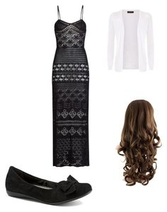 Pretty n' Black by angie-rhoton on Polyvore featuring Emilio Pucci, Trotters and blackdress