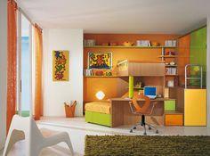 Citrus Colors Design Ideas, Pictures, Remodel and Decor