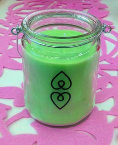 Soy wax lantern www.kalevantuli.net