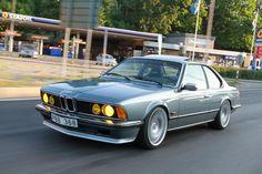 rejsa.nu :: SÄLJES: BMW 635 csi turbo, laglig för gata!