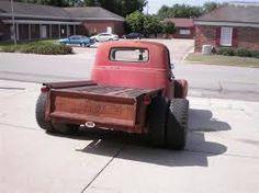 Resultado de imagen para 1952 chevy truck dually rat rod