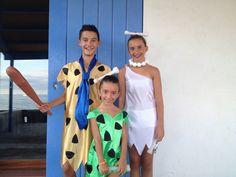 #diy #theflintstones #costumes #lospicapiedra