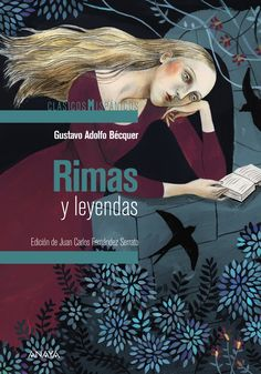 Rimas y leyendas (cubierta de Helena Pérez)