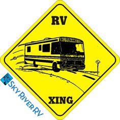 Sky River RV, your RV Crossing!