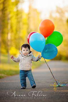 One Year Old Birthday Boy! by arianamusic, via Flickr