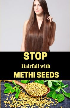 How to Stop Hair Fall with Curd and Methi Seeds Hair Pack, Regrow Hair, Stop Hair Loss, Hair Regrowth, Beauty Hacks, Diy Beauty, Beauty Tips, Beautiful Long Hair, Hair Oil