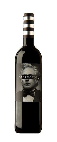 Sospechoso wine. Spain