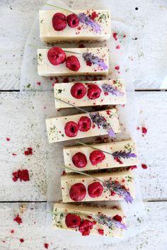 Zesty Raw Lemon & Coconut Cheesecake | Swoon Food vegan gluten free