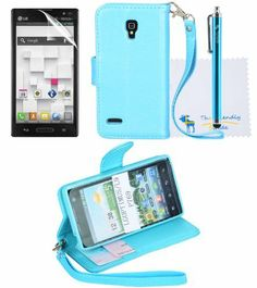 The Friendly Swede 2 in 1 Silk Pattern PU Leather Folio Stand Wallet Case for LG Optimus L9 P769 (T-Mobile) Only + Stylus + Screen Protector + Cleaning Cloth in Retail Packaging (Light Blue), http://www.amazon.com/dp/B00F0CL1MY/ref=cm_sw_r_pi_awdm_0jwatb1FDBQ8P