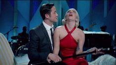 Lady Gaga & Joseph Gordon-Levitt -- Baby It's Cold Outside