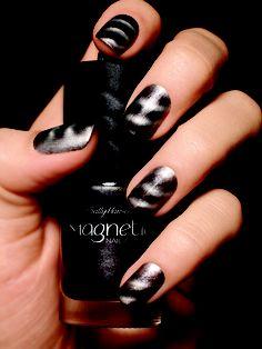 Sally Hansen Magnetic Nail Polish - must try!