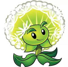 """"""" Try special-edition plant Dandelion in The Springening today. She's explosive! Zombie Birthday Parties, Zombie Party, Plant Zombie, Zombie 2, Plants Vs Zombies, Plantas Versus Zombies, P Vs Z, Cute App, Dragon City"""