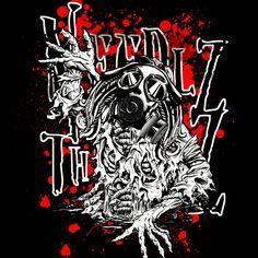 Radioactive by Needlz Threadz