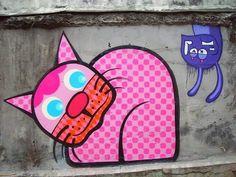 Street Art, Sao Paolo