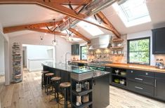 10 Outstanding Industrial Kitchens