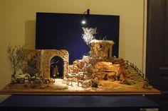 Forum del Presepio Elettronico Multimediale (Il primo e unico) - Presepe per VII Mostra di arte presepiale Messina