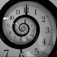 Time. Love how it's weird, like me!!!