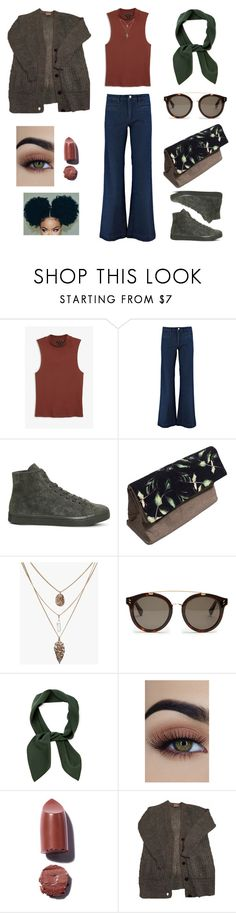 """""""Vintage Point"""" by tiffanyrenee-1 on Polyvore featuring Monki, adidas, Susan Castillo, STELLA McCARTNEY, Chloé and vintage"""