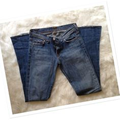 Seven jeans Good condition. Reasonable offers considered 7 for all Mankind Jeans