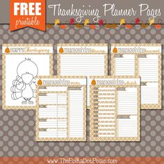 The Polka Dot Posie: Thanksgiving Printable Goodies! Thanksgiving Messages, Thanksgiving Blessings, Hosting Thanksgiving, Thanksgiving Activities, Thanksgiving Desserts, Thanksgiving Decorations, Happy Thanksgiving, Holiday Planner, Happy Fall Y'all