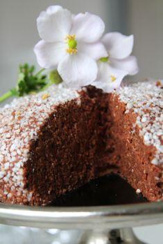 Chokladbollstårta | Jennys Matblogg