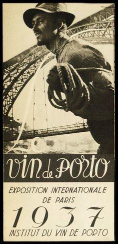 Vin de Porto – Exposition Internationale de Paris 1937