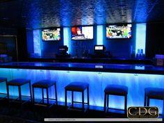 Commercial Bar Design - A Top 7 List of Bar Finishing Ideas   Bar ...