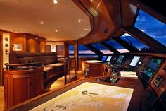 I will live in one of these. I'll just throw the dead rich guy overboard.