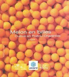 Picard - billes de melon