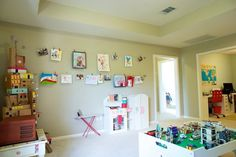 The Importance of Displaying Children's Art in the Home