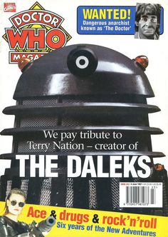 Doctor Who Magazine - 11 Issues. 11 Mixed issues of the Doctor Who Magazine in variable condition. Doctor Who Magazine, Dr Who, New Adventures, Tardis, Drugs, The Creator, Nerd, Poster Prints, Facts
