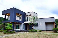 질리지 않는 개성이 있는 집. 양평 문호리 주택 (출처 Juryeong Kuhn)