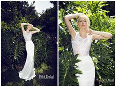 Riki Dalal Wedding Dress Collection - Strikingly Seductive Elegance: