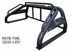 Roof Rack with Rollbar Truck Mods, Truck Parts, Dodge 3500, Serving Cart On Wheels, Truck Accesories, Rolling Bar, Ford Ranger, Roof Rack, Custom Trucks