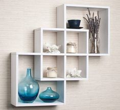 Top 30+ Awesome Edge Shelves Decor Ideas | Wall Decoration