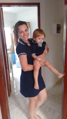 Tal Mãe Tal Filho (vestido e camisa)