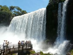 Best Tourist Place in the World, Iguazu Falls