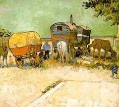 Van Gogh Canvas Oil Painting 030