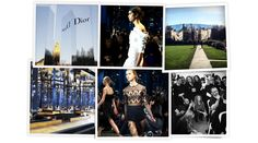 Welcome to Christian Dior's Hall of Mirrors, for a Couture Spring/Summer 2016 show at the Musée Rodin that reinterpreted the classic codes of the fashion house with a twist on the Bar jacket, lily of the valley and even Monsieur Dior's bestiary. Check out the show, through the filters of Instagram.