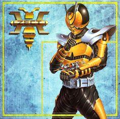 Kamen.Rider.TheBee (1209×1200) Kamen Rider Kabuto, Batman, Superhero, Fictional Characters, Art, Art Background, Kunst, Performing Arts, Fantasy Characters