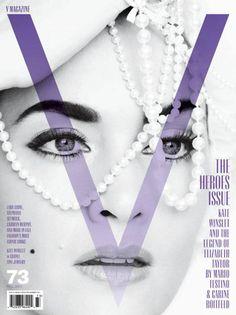 Kate Winslet. V. Cover